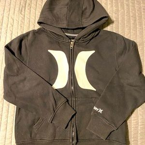 Boys Youth Zip-up Hoodie